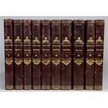 E. T. A. Hoffmann. Ausgewählte Schriften. Erster [bis] Zehnter Band. Berlin, G. Reimer 1827–28.