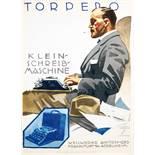 Plakate - Ludwig Hohlwein. Herausgegeben von H. K. Frenzel mit einer Einführung von Walter F.