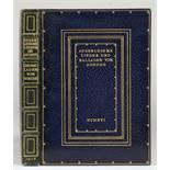 Doves Press - [Johann Wolfgang von] Goethe. Auserlesene Lieder Gedichte und Balladen. Ein Strauss.