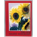 1920–1970. Fünfzig Jahre Galerie Nierendorf. Rückblick, Dokumentation, Jubiläumsausstellung.
