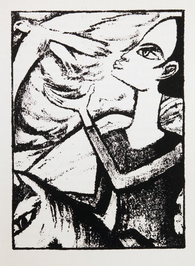 """""""Max Kaus - Gustave Flaubert. Die Sage von Sankt Julian dem Gastfreien. Deutsch von Else von"""
