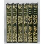 Friedrich Baron de la Motte Fouqué. Ausgewählte Werke. Ausgabe letzter Hand. Erster [bis] Zwölfter