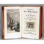 """""""C[hristoph] M[artin] Wieland. Geschichte der Abderiten. Neu umgearbeitete und vermehrte Ausgabe."""
