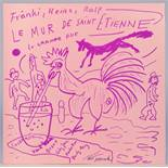 A. R. Penck - Frank Wright. Run with the cow boys. With Coen Aalberts, Peter Kowald and T. T. T. LP.