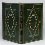 Doves Press - [Johann Wolfgang von] Goethe. Torquato Tasso. Ein Schauspiel. Hammersmith 1913. Blauer