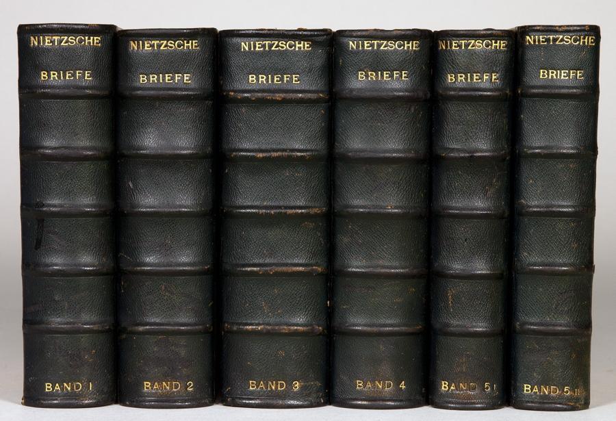 Friedrich Nietzsche. Gesammelte Briefe. Herausgegeben von Elisabeth Förster-Nietzsche, C.