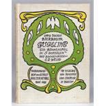 Insel Verlag - Otto Julius Bierbaum. Gugeline. Ein Bühnenspiel in fünf Aufzügen. Herausgegeben von