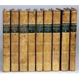[William] Shakespeare. Dramatische Werke, übersetzt von August Wilhem Schlegel. Erster [bis] Neunter