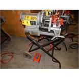 RIGID 300 COMPACT PIPE THREADER, S/N: EAF 17192 0912