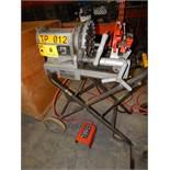 RIGID 300 COMPACT PIPE THREADER, S/N: EAF 17503 1112