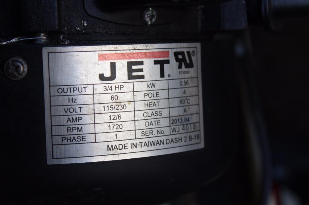 Lot 33 - Jet horizontal band saw