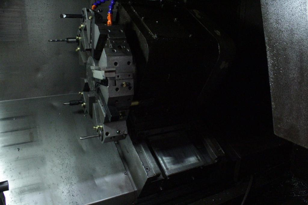 Lot 38 - Daewoo Puma 8S CNC lathe (video)