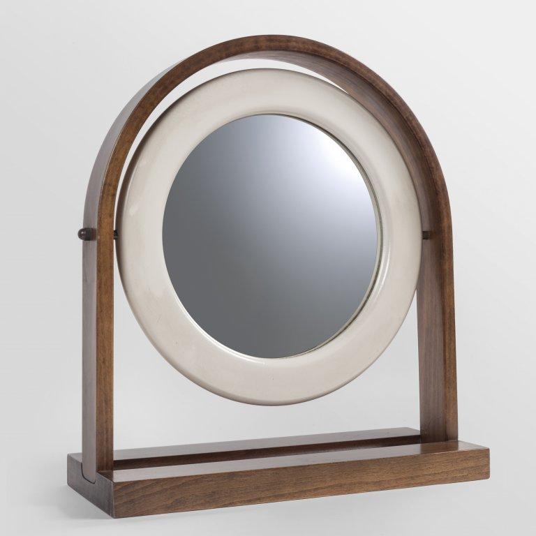 Ettore sottsass uno specchio da tavolo per poltronova for Lots specchio