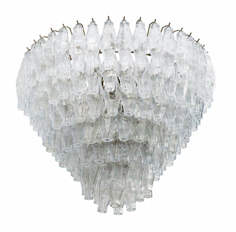 altezza lampadario : VENINI Un lampadario della serie