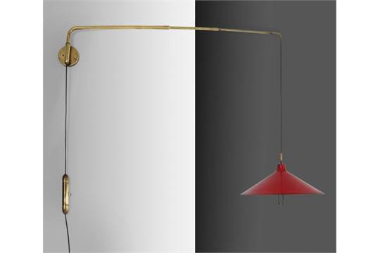 Lampade a parete con braccio estensibile lampade da parete