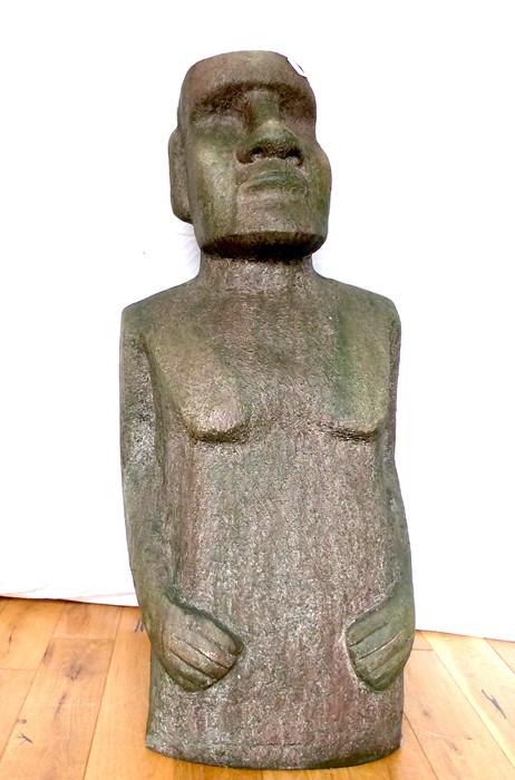 Lot 25 - An East Island Statue.