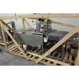 """Woody Confectionery Stringer, 24"""" Stainless Steel Conveyor 