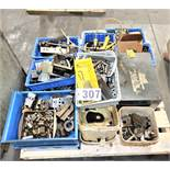 Pallet With Misc. Acme Parts