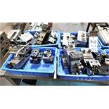 (4) Bins Of Shave Tools, Form Double Deckers,
