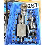 Rotary Slotting Attachment And Threading Spindles