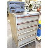 Lista (5) Drawer Cabinet With Erikson Collets