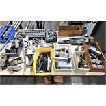 Misc. Collets, Form Tools, And Cut Off Tools