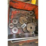 (2) Bins Of Gears And Cams