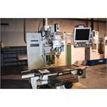 MILLTRONICS MODEL PARTNER MB 20.5 CNC VERTICAL MACHINING CENTER; S/N 4292, POWER DRAW BAR (NEW