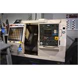 """YANG MODEL ML-15A CNC TURNING CENTER; FANUC O-T CONTROL, COLLET CHUCK, 6"""" 3-JAW CHUCK, TAILSTOCK,"""