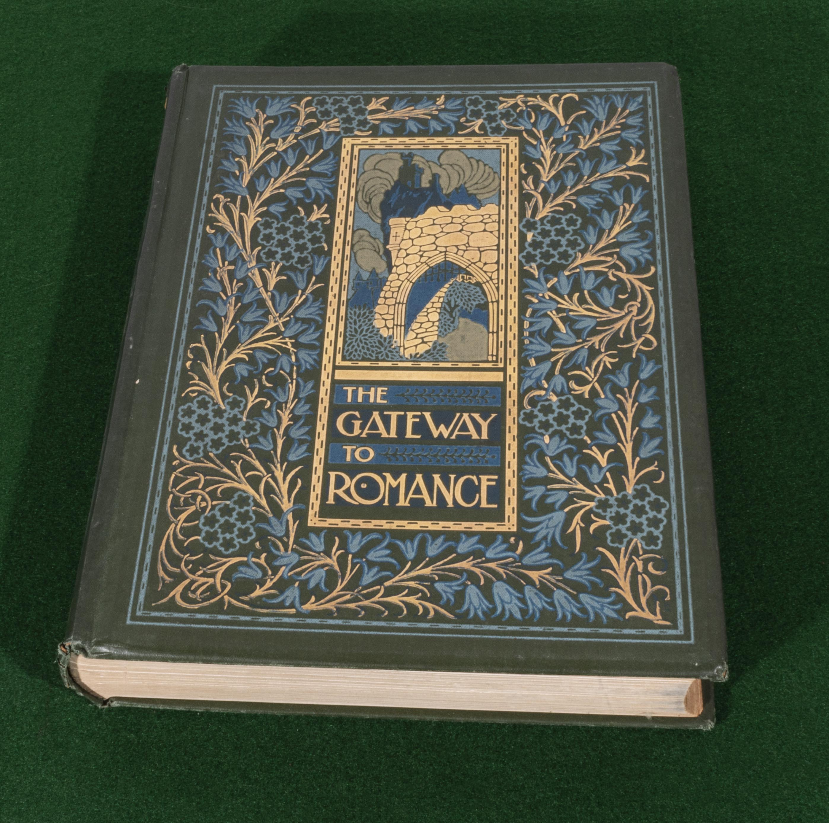 Lot 58 - An edition of 'The Gateway to Romance' tales retold by Emily Underdown from 'The Earthly Paradise'