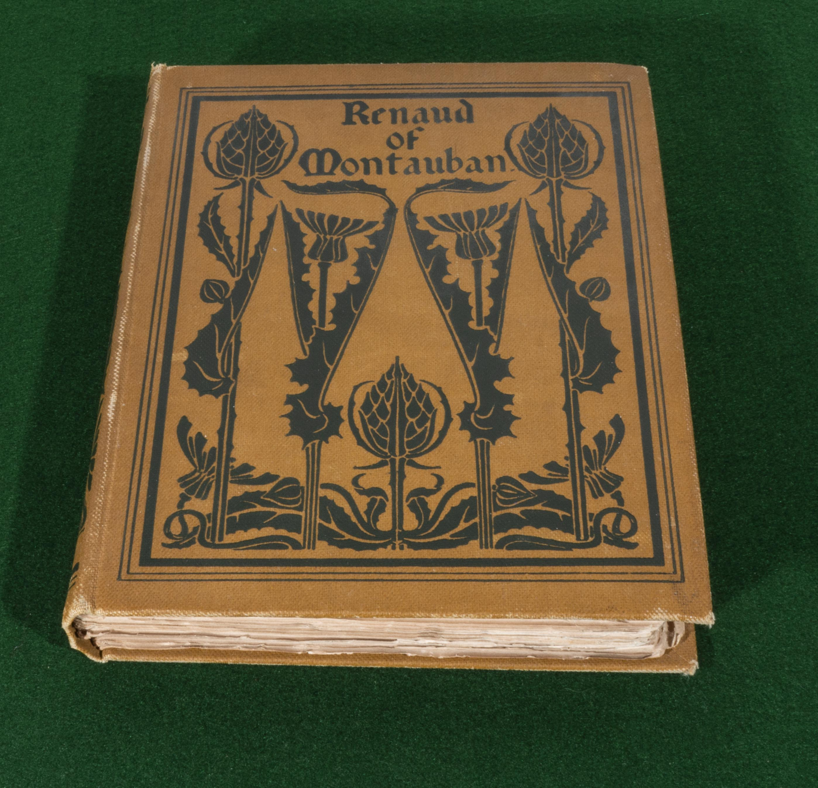 Lot 57 - An edition of Renaud of Montauban translated from French by William Caxton and published by George