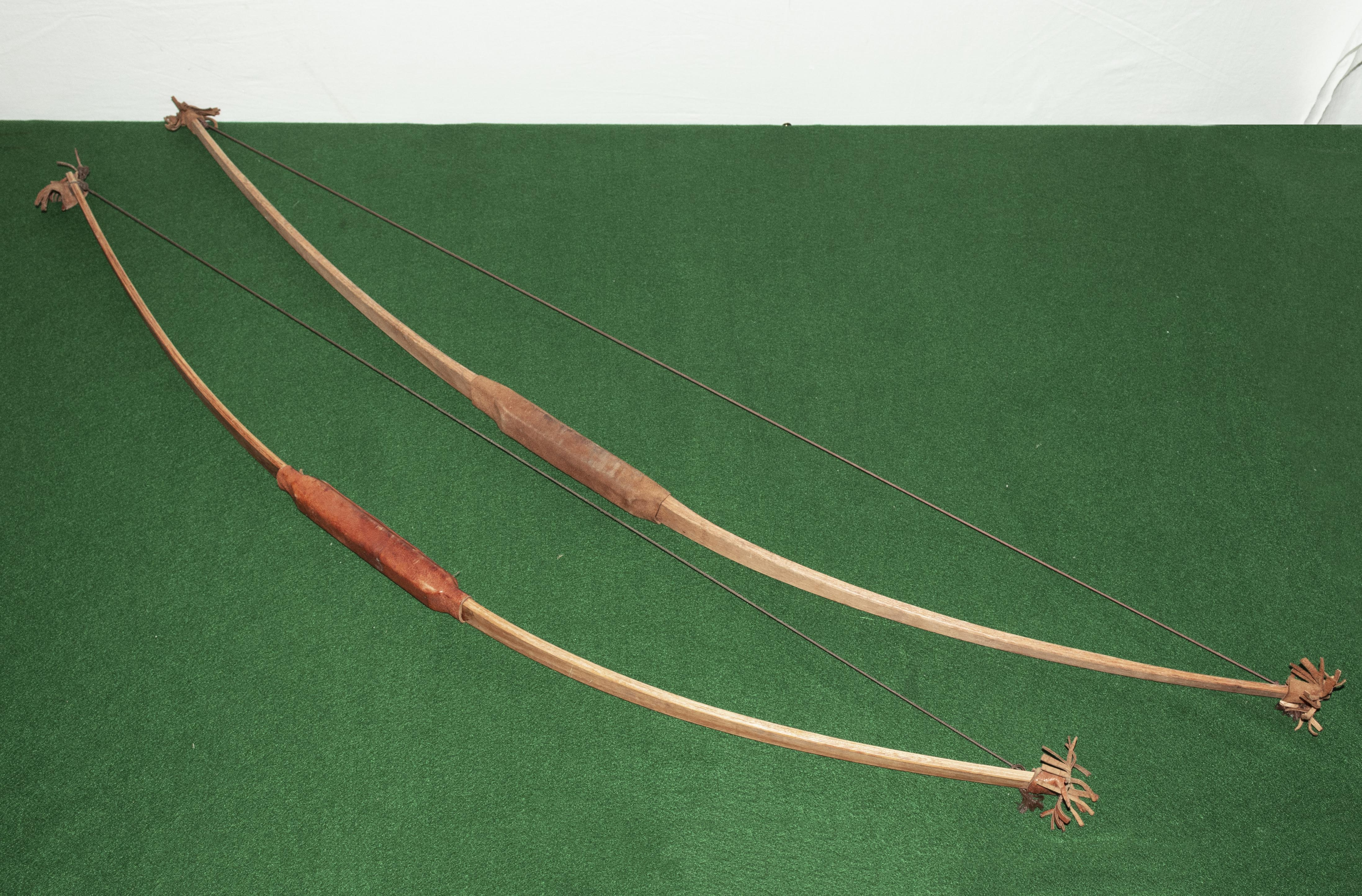 Lot 41 - Two bows