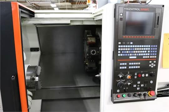 2014 Mazak QTS-250M (s/n 245701) With Smart CNC, Turret