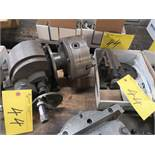LOT GRIZZLY G1053/G1054 DIVIDING HEAD CENTER