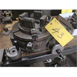 """GENERAL 14"""" ROTARY TABLE W/ POWER DRIVE"""