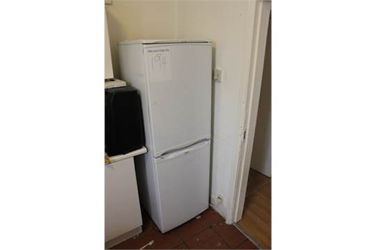 hotpoint rf64p white freestanding fridge freezer 150 litre rh bidspotter co uk