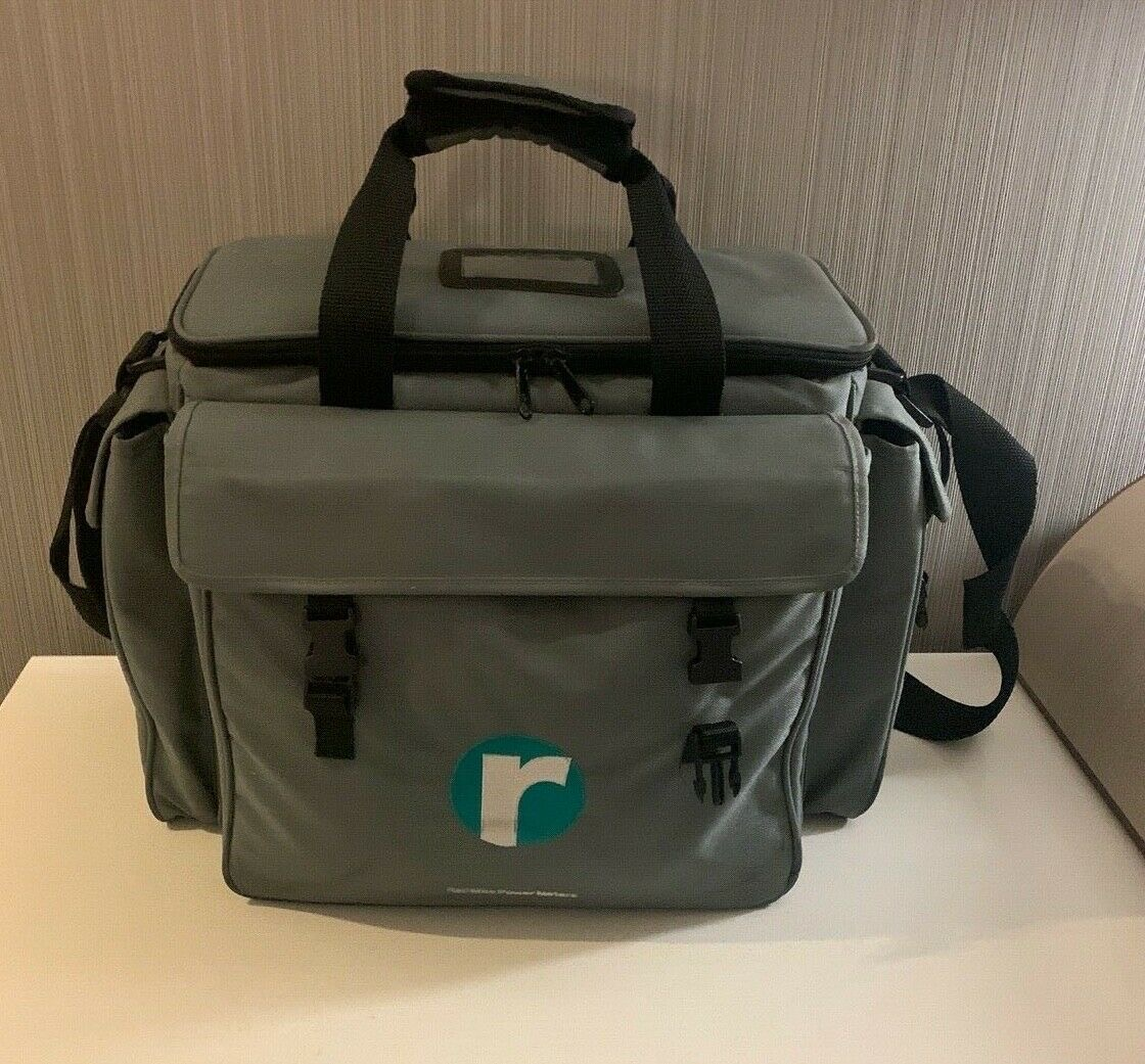 Lot 1P - Reliable Power Meter Electrical Unit with accessories and travel bag