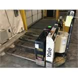 Yale Electric Pallet Jack, Model# MPW040SBN12C2748, Serial# N527083, 12 Volt Battery, 4000 lbs