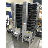 Horizon Vertical Collator, Model# HAC-15B, Serial# 119207, Paper Size A5 to A3, 120 V, 60 Hz, 90
