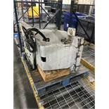 Clamp Attatchment for Landoll B30 Lift Truck, Model# 25F-RCF-219 R-0, Serial# 395165-1, 2200 lbs
