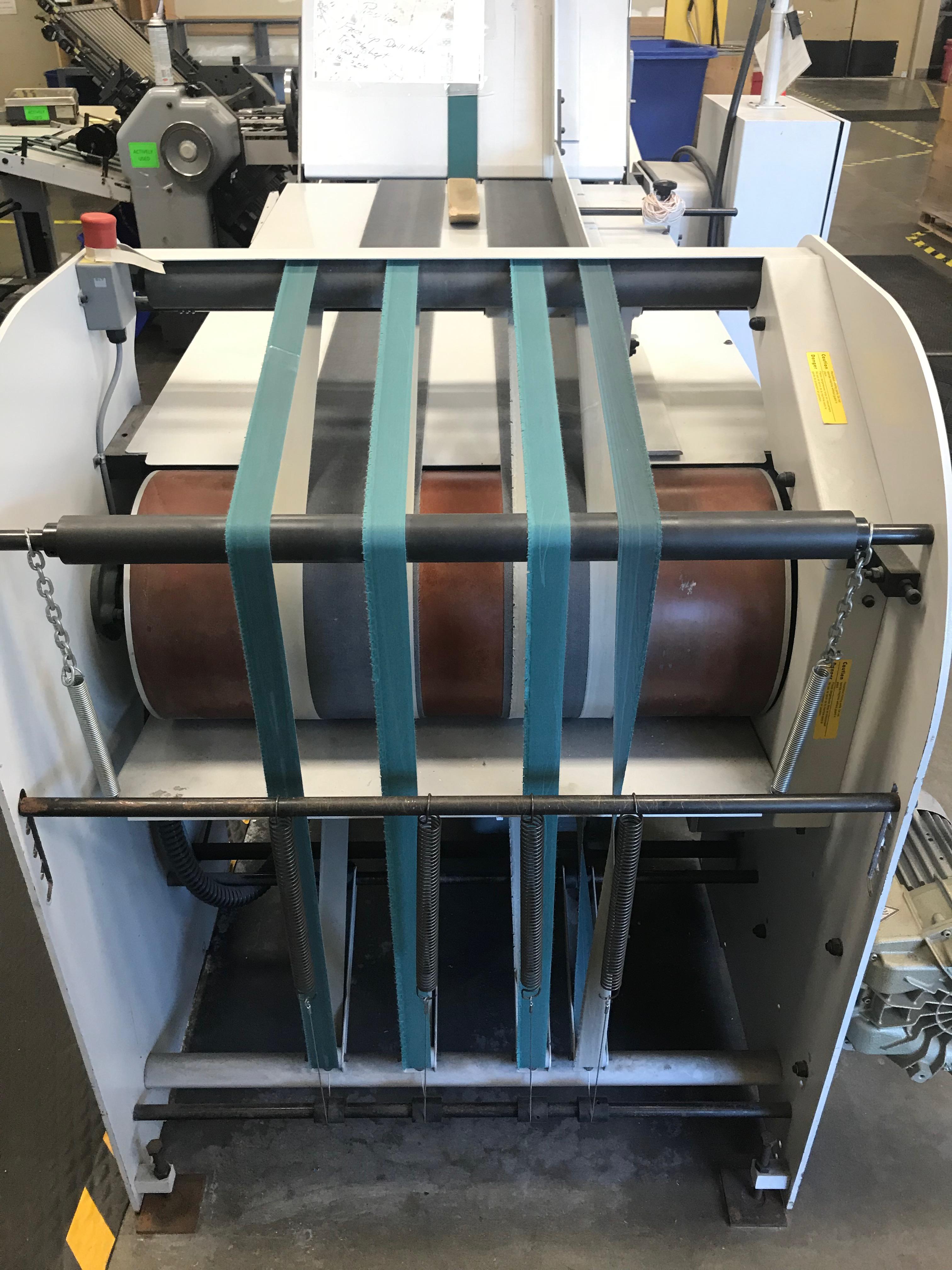 Heidelberg Stahl Folder, Model# 1426E-C-3 AND Model# 1426D-RS, Serial# 140PI0017 AND Serial# - Image 12 of 14