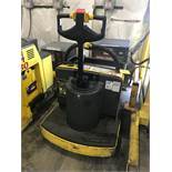 Hyster Electric Pallet Jack, Model# B60Z, Serial# A230N01526X, 24 Volt Battery, Rated Capacity