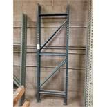 "Pallet Racking Uprights (96"" x 30"") Qty 2"