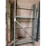 "Pallet Racking Uprights (88"" x 42"") Qty 3"