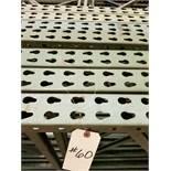 "Pallet Racking Uprights (144"" x 42"") Qty 7"