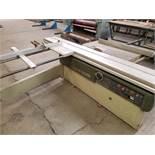 SCMi Sliding Table Saw w/ Scoring Unit, Model: SI16W 230V 3PH