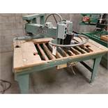 Evans Machinery Sink Cutout Router Model: 2480 220V 3PH