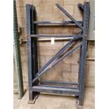 "Pallet Racking Uprights (72"" x 42"") Qty 3"