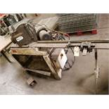 Pistorius Double Miter Saw w/ Fence System Model: MN/200 1.5HP 230/460V