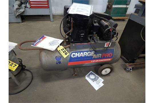 charge air pro 3hp air compressor